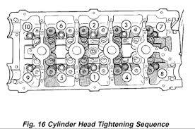 2005 chrysler sebring cylinder head diagram timing marks tensioner
