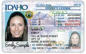 County Ada Driver's Sheriff - Licenses