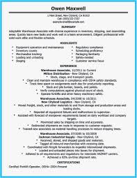 29 Production Line Worker Resume Format Best Resume Templates