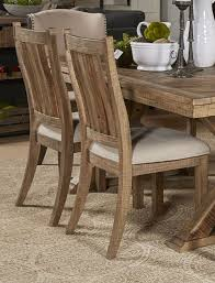 grindleburg white light brown dining uph side chair 2 cn