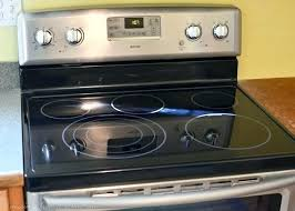 glass range cleaner top stove replacement burners