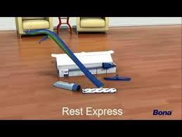 how to emble your bona hardwood floor mop rest express