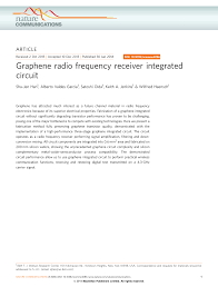 The Design Of Cmos Radio Frequency Integrated Circuits Lee Pdf Pdf Graphene Radio Frequency Receiver Integrated Circuit