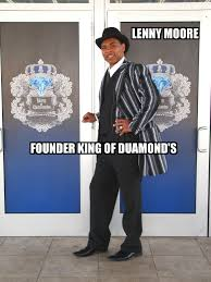 King Of Diamonds Miami Florida Lenny Moore Founder And Creator Of King Of Diamonds Gentlemans