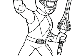 Power Rangers Coloring Pages Coloring Power Rangers Coloring Pages