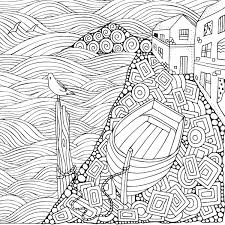 You don't even need to print the pictures in order to color them. Travel Coloring Pages 17 Printable Coloring Pages For Adults Of Scenic Places You D Want To Escape To Printables 30seconds Mom