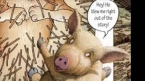 coen s review of the three pigs by david wiesner