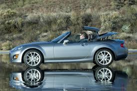 2011 Mazda MX-5 Miata - Information and photos - ZombieDrive