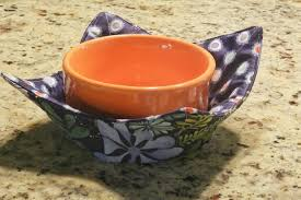 Microwave Bowl Holder Pattern Inspiration Microwave Bowl Pot Holder Seams Happy