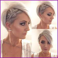 Coiffure Mariage Cheveux Courts 2017 242947 Coiffure Invitée