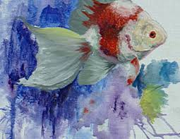 the beauty of oil painting series 1 episode 26 fish fanta sea you