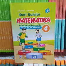 Mencari kunci jawaban soal matematika kini lebih mudah. Jual Hot Sale Buku Matematika Kelas 4 Sd Mi Cv Usaha Makmur Terjamin Jakarta Barat Sutedjo Bagio Tokopedia