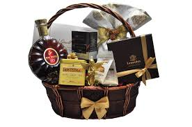 food gift baskets liqueur her gift