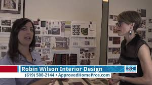 Robin Wilson Interior Design How To Make An Inspiration Board Robin Wilson Interior Design On The Approved Home Pro Show