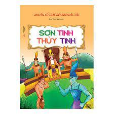Truyện Cổ Tích Việt Nam Đặc Sắc - Sơn Tinh Thủy Tinh (Tái Bản) | Tiki  Trading