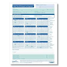 vacation forms for employees employee paid time off request approval form downloadable
