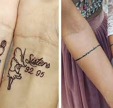 Jednoduché Tetování Pro Muže