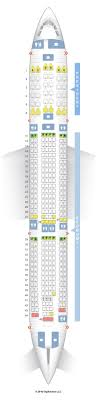 Airbus A330 300 Sas Seating Chart Sas Aircraft Airbus A330 300 Seat Map The Best And Latest