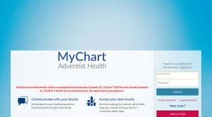 Visit Mychart Ah Org Mychart Application Error Page