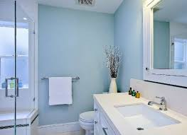 Models Bathroom Color Ideas Blue I In Inspiration B Intended Modern Design