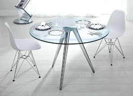 small round glass dining table unity round glass table round glass dining tables regarding amazing house