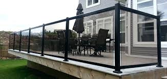wonderful glass frameless glass deck railing systems ass decoration ideas exterior front porch gorgeous stair cost throughout glass deck railing