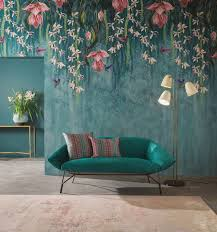 Osborne And Little Trailing Orchid Behang Luxury By Nature
