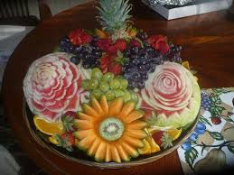 Tray Decoration For Baby Baby Shower Fruit Basket Ideas Tray Salads Cute Salad Fantastic 92