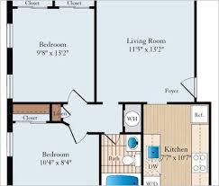 2 Bedroom Apartments In Arlington Va Ideas Awesome Inspiration Design