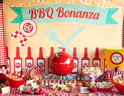 BBQ Bonanza - Adult BBQ 60th