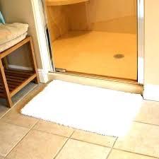 wall to bathroom carpet 6 x 10 cut size rug pads rugs stars bath 5 8