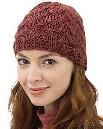Easy Knit Hat Pattern Free Enchanting 48 Free Hat Knitting Patterns FaveCrafts