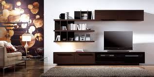 Living Room Tv Wall Modern Cabinet Units Cool Cabinet Designs