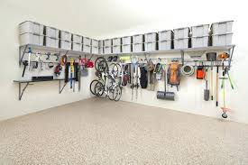 garage shelving garage shelving system closetmaid garage shelving