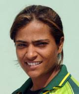 Sidra Ameen. Batting and fielding averages - 602951
