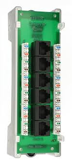 com leviton cb category voice and data module  leviton 47605 c5b category 5 voice and data module 6 port bracket