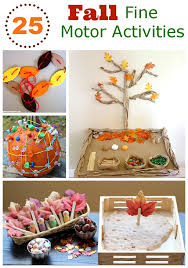 25 fall fine motor activities lots of fun ideas to help kids practice their fine
