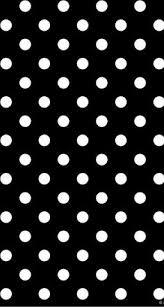 black and white polka dot wallpaper. Perfect Polka Pretty Iphone Wallpapers Ipod Wallpaper Cellphone Pattern  With Black And White Polka Dot Wallpaper L