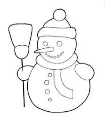 how to draw a snowman with easy step by step drawing tutorial