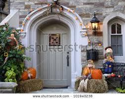 halloween front door decorationsFront Door Halloween Decorations Halloween skull decorations