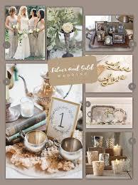 wedding theme silver. Vintage Silver and Gold Wedding Inspiration Theme Vintage