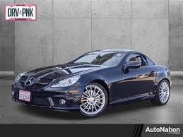 What used mercedes slk sports will i get for my budget? Used Mercedes Benz Slk Class For Sale Near Me Cars Com