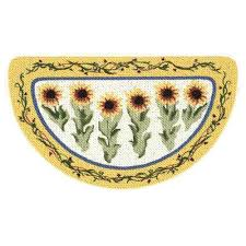sunflower kitchen rugs sunflower kitchen rugs photo 4 sunflower kitchen rugs washable sunflower kitchen area rugs