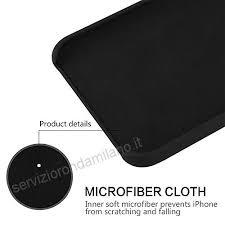 Cover Iphone 7 Cases Tinta Unita Con Disegni Morbida Gel Silicone