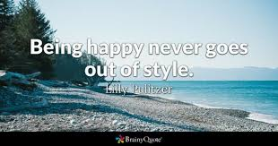 Quotes On Being Happy Beauteous Being Happy Quotes BrainyQuote