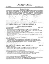 College Student Resume Examples – Xpopblog.com