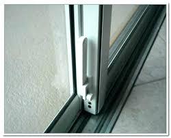 sliding door pin lock lock sliding patio door s installing pin lock sliding glass door how