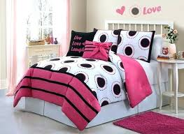 cute bedding sets queen size pink bedding sets impressive girls comforter sets white and pink color cute bedding sets
