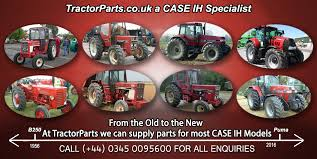 we specialize in case international ih tractor parts and spares trailers ‹ ›