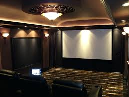 home theater lighting ideas. Home Theater Lighting Design Ideas Large Size Of In Impressive Chair And A Half Crate